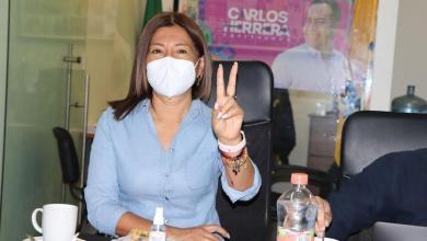 Verónica Naranjo, PRD