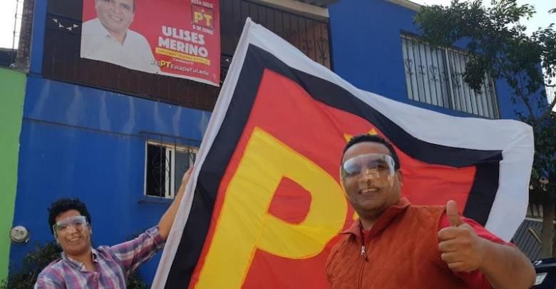 Ulises Merino García, PT