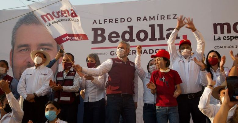 Alfredo Ramírez Bedolla, Uruapan