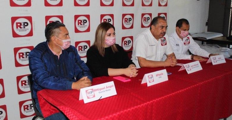 RSP, Michoacán