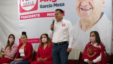 Miguel Ángel García Meza, RSP