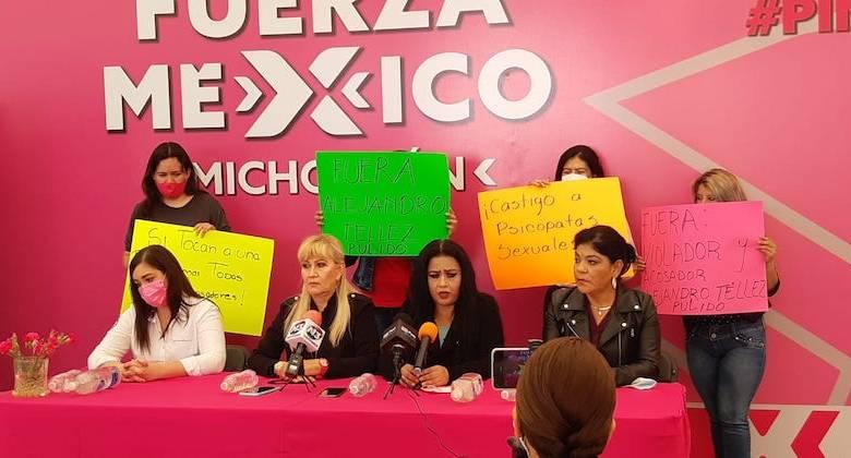 denuncia, Fuerza por México