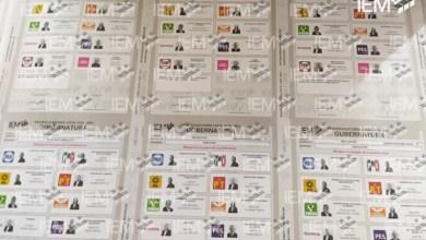 IEM, boletas electorales