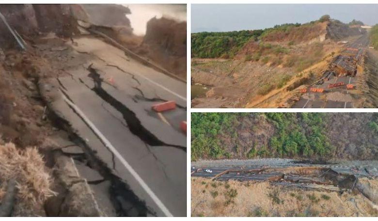 Autopista Siglo XXI, colapso
