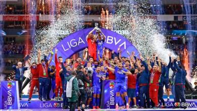 Cruz Azul, campeón, Liga MX