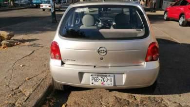 auto robado, Morelia