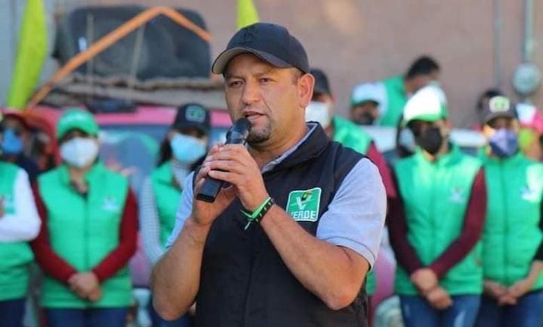 Jorge Medina Montoya, PVEM