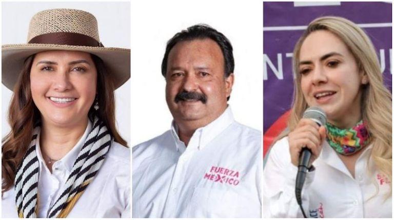 Los suspirantes, Pátzcuaro