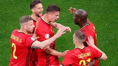 Bélgica, Eurocopa