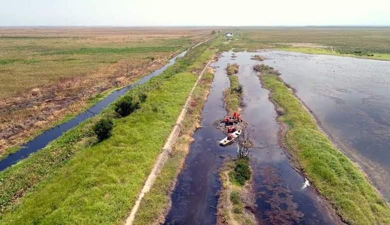 fuga de crudo, fuga de petróleo
