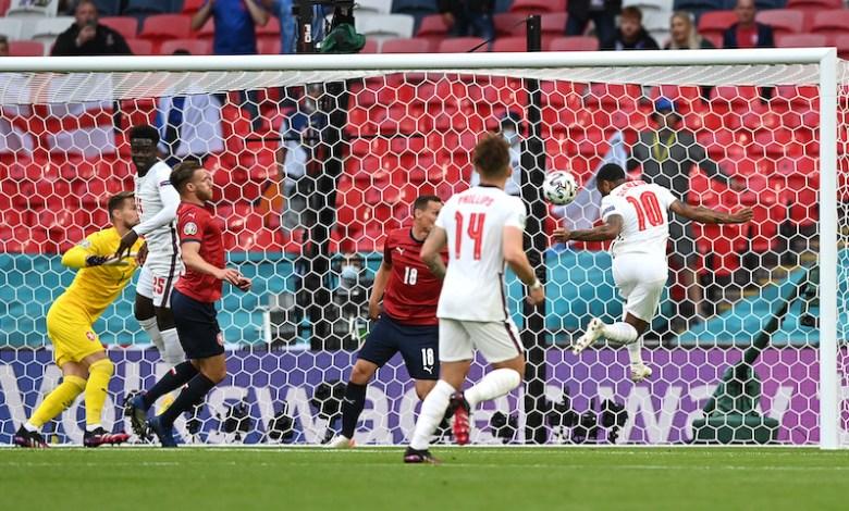 Inglaterra, República Checa, Eurocopa