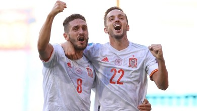 Eslovaquia vs España