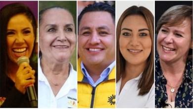 Los suspirantes, PRD, próximos diputados