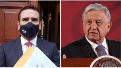 Los suspirantes, Silvano Aureoles, Andrés Manuel López Obrador