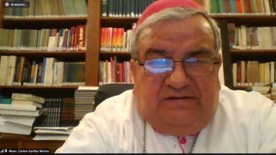 Carlos Garfias Merlos, arzobispo de Morelia