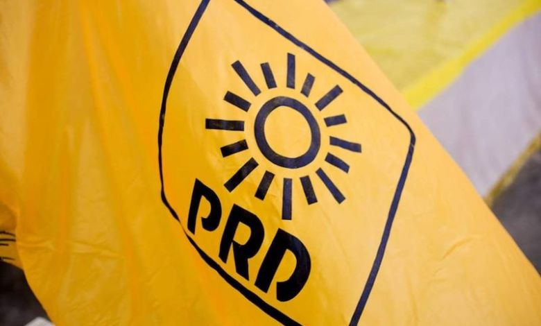 PRD, bandera