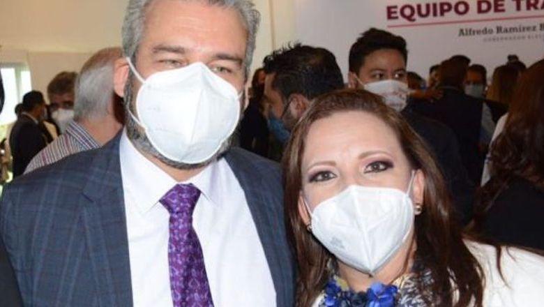Alfredo Ramírez Bedolla, Yolanda Guerrero Barrera