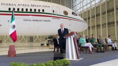 avión presidencial,AMLO, Andrés Manuel López Obrador