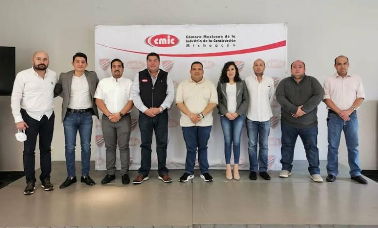 CMIC Michoacán, Bladimir González