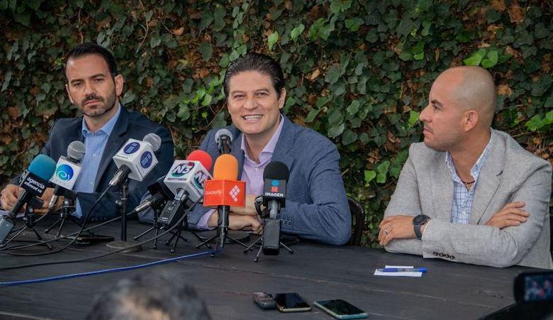 Yankel Benítez, Alfonso Martínez, Adolfo Torres