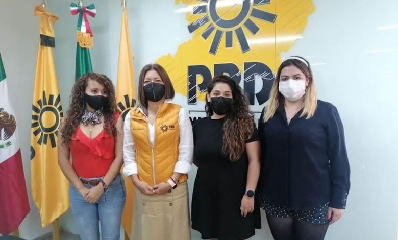PRD, mujeres