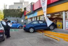 accidente, Oxxo, Altozano Morelia
