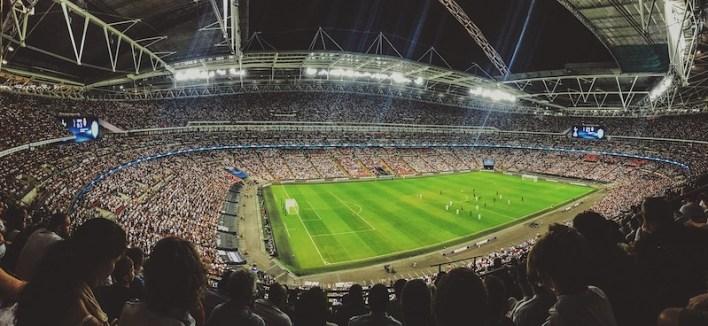 estadio de futbol, Tottenham