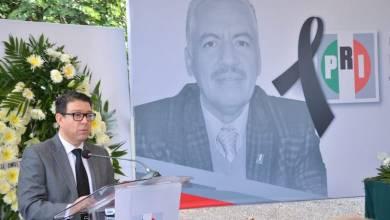 Eligio González, homenaje, Agustín Trujillo Íñiguez