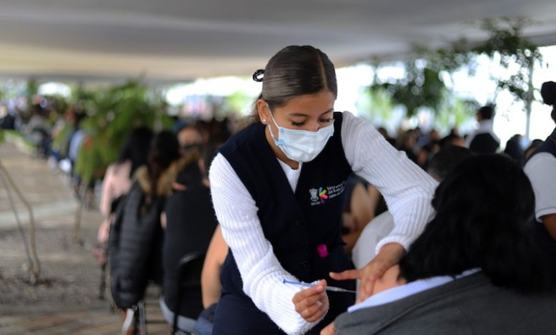 vacunas, COVID-19,Michoacán