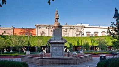 Plaza de Armas, Querétaro