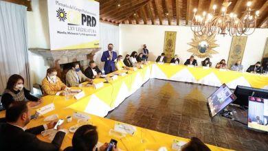 PRD, plenaria
