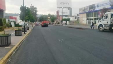 reencarpetamiento, Calzada Ventura Puente