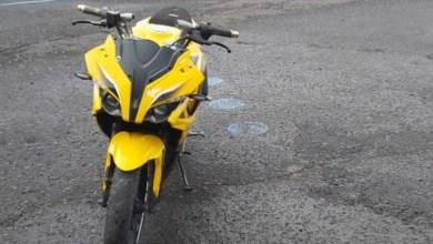moto robada,Zamora
