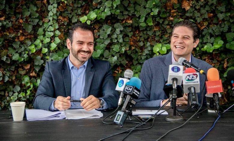 Yankel Benítez,Alfonso Martínez