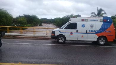 Protección Civil, tormenta tropical, Grace