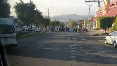 CNTE, bloqueo, Morelia