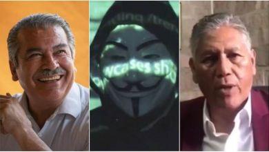 Los suspirantes, Raúl Morón, hacker, Humberto Arróniz