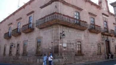 Palacio Municipal de Morelia
