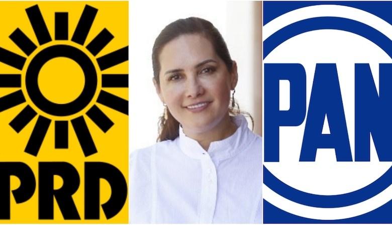PRD, Macarena Chávez, PAN