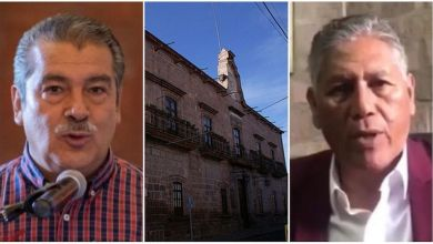 Raúl Morón, Morelia, Humberto Arróniz