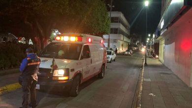 ambulancia, Protección Civil