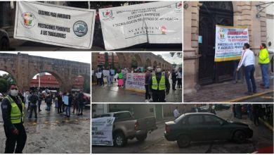 manifestaciones, Morelia