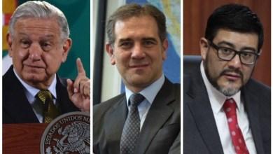 Andrés Manuel López Obrador, Lorenzo Córdova y Reyes Rodríguez Mondragón