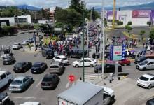 CNTE, marcha, Morelia