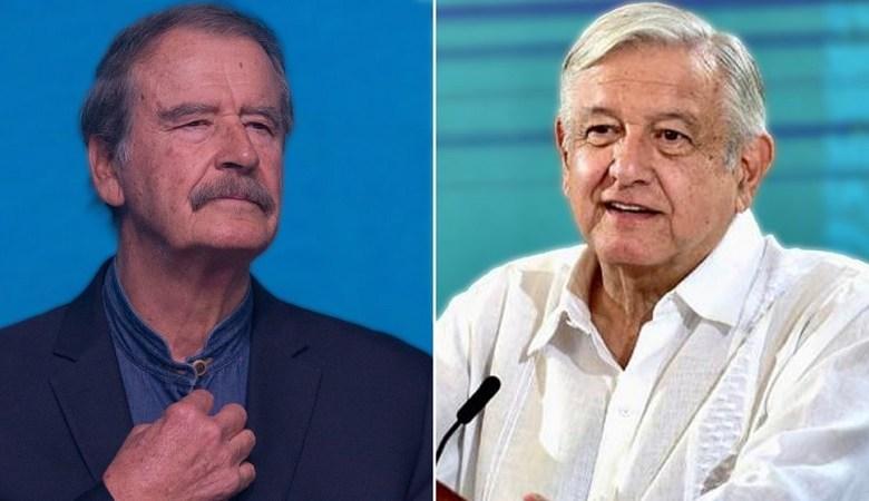 Vicente Fox y AMLO