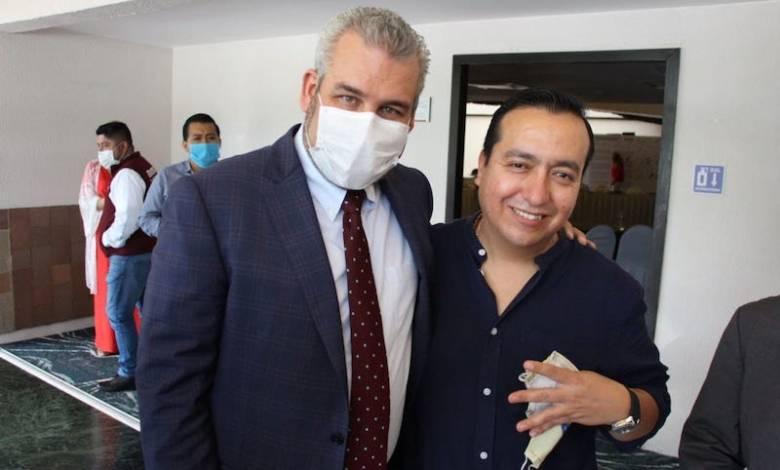 Alfredo Ramírez Bedolla, Julio Peguero Espinosa