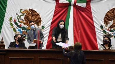 Congreso de Michoacán, PAN, PRI, PRD, Morena
