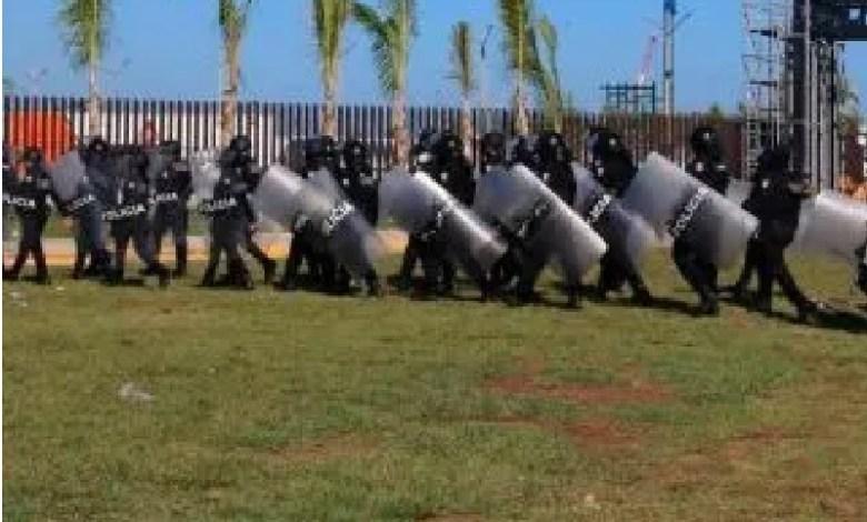 Enfrentamientos en refinería de Dos Bocas