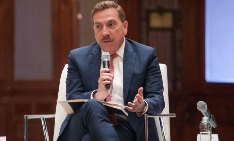 El ministro de la SCJN, Javier Laynez Potisek