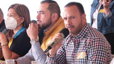 Mauricio Prieto Gómez, PRD